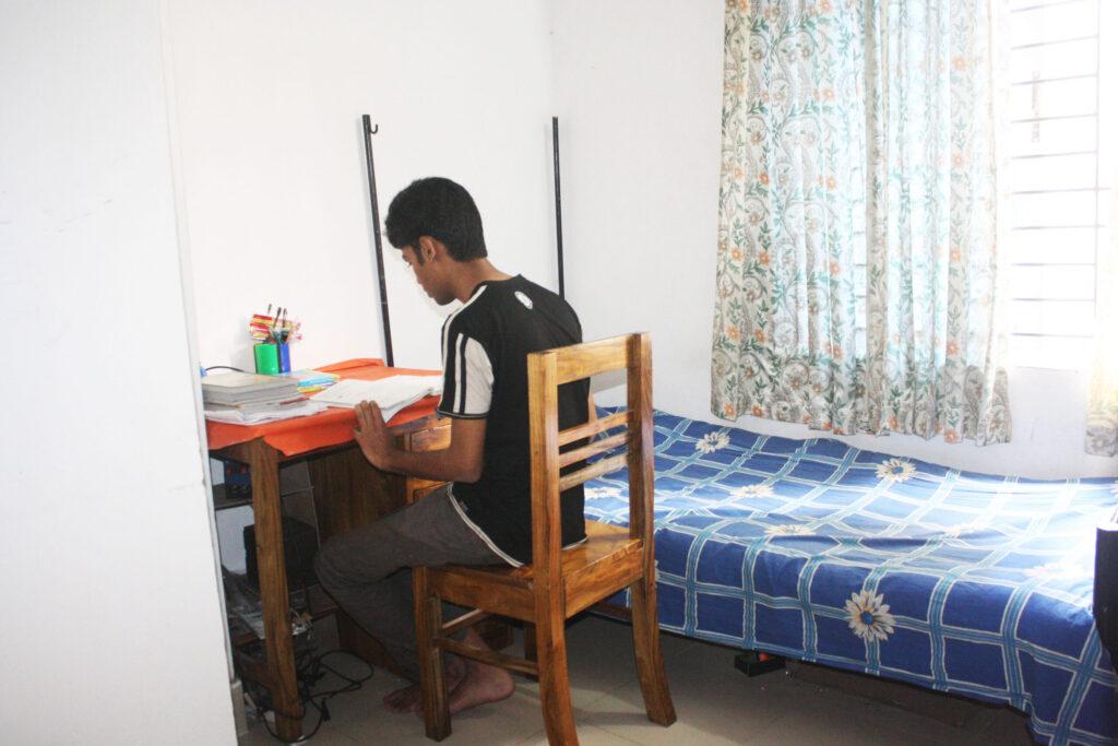 Boyes Hostel saic nursing