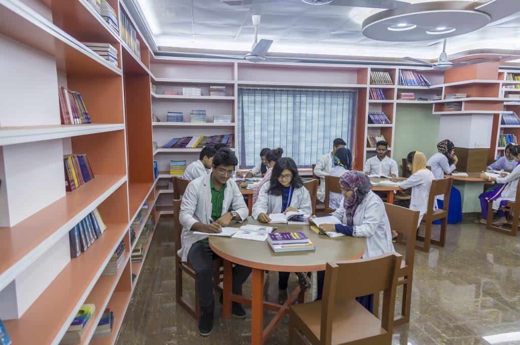 Saic Nursing Library