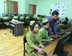 Computer Lab for saic nursing